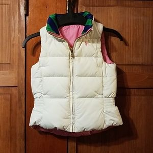 Ralph Lauren Reversible vest girl size 2-3yrs